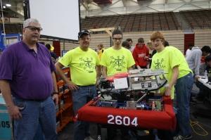 CAGE Match Robotics Competition